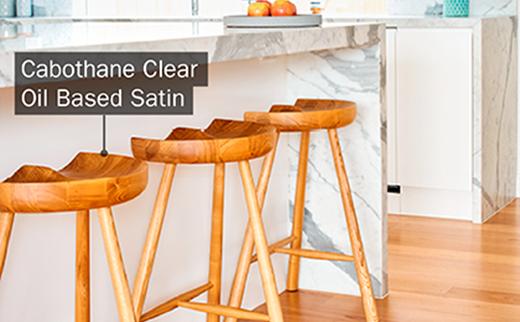 Cabothane Clear Satin Oil Based