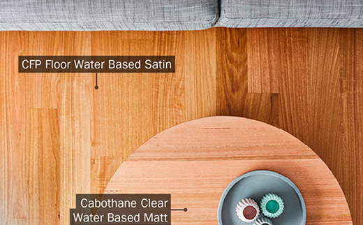 CFP Floor Water Based Satin