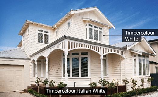Timbercolour Italian White