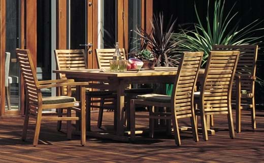 How To Recoat Your Outdoor Furniture