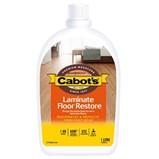 Cabot's Laminate Floor Restore